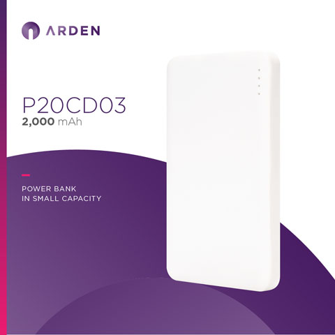Power Bank - P20CD03 (1)