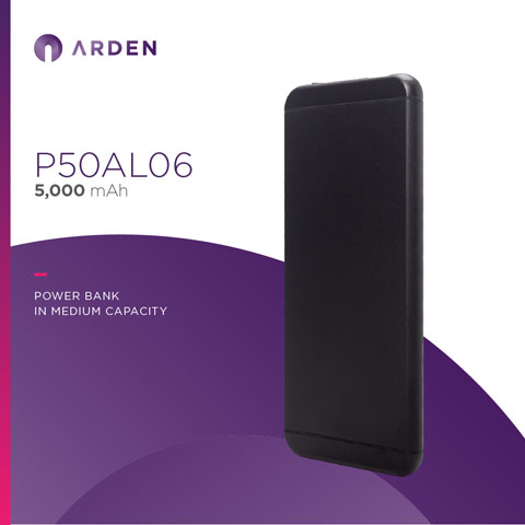 Power Bank - P50AL06 (1)