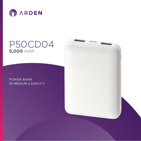 Power Bank - P50CD04 (1)