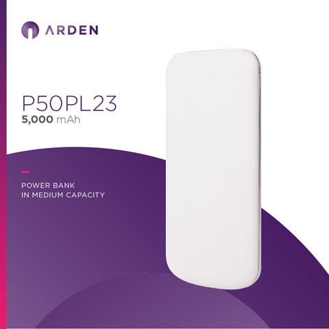 Power Bank - P50PL23 (1)