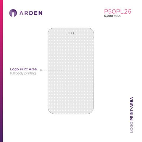 Power Bank - P50PL26 (2)