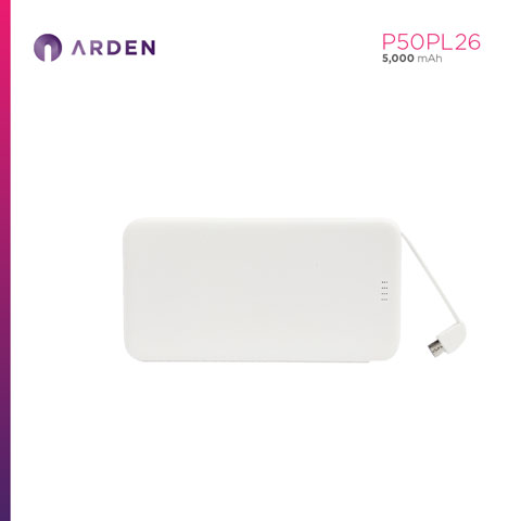 Power Bank - P50PL26 (7)