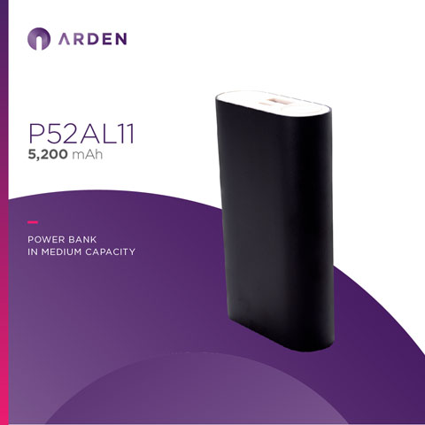 Power Bank - P52AL11 (1)