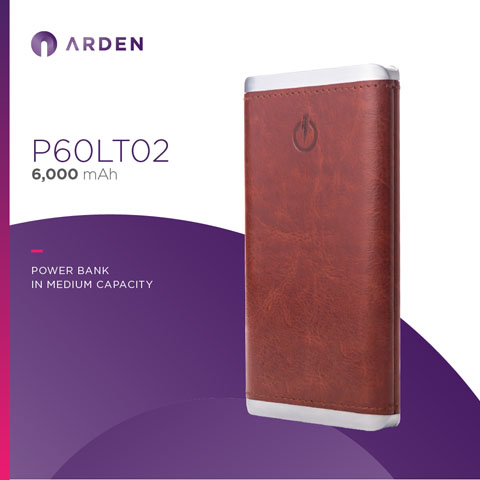 Power Bank - P60LT02 (1)