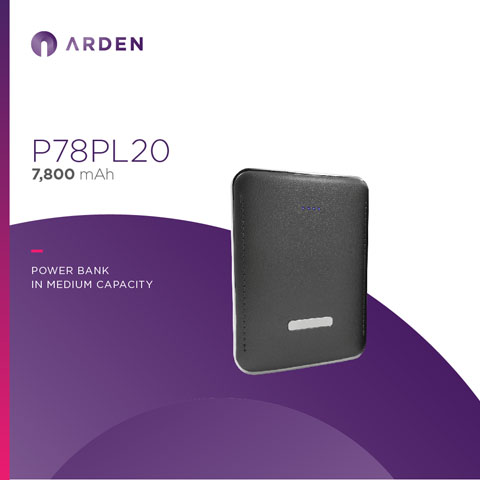 Power Bank - P78PL20 (1)