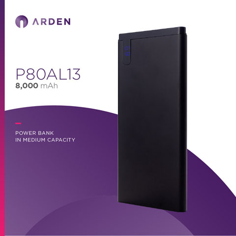 Power Bank - P80AL13 (1)