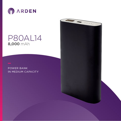 Power Bank - P80AL14 (1)