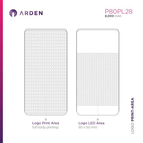 Power Bank - P80PL28 (2)