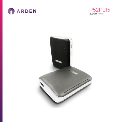 Power Bank - P52PL15 (1)