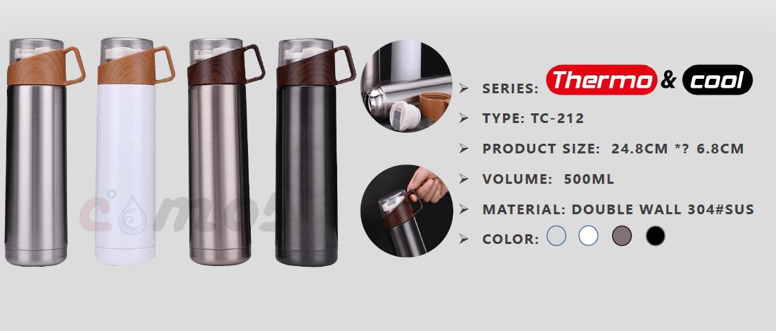 Acacia - Vacuum Flask - Termos