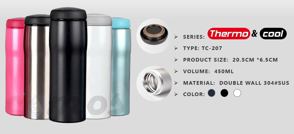 Elgrand Vacuum Tumbler - Termos