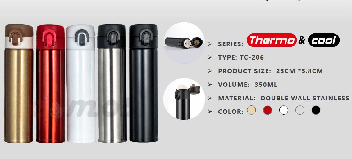 Missouri Vacuum Tumbler - Termos