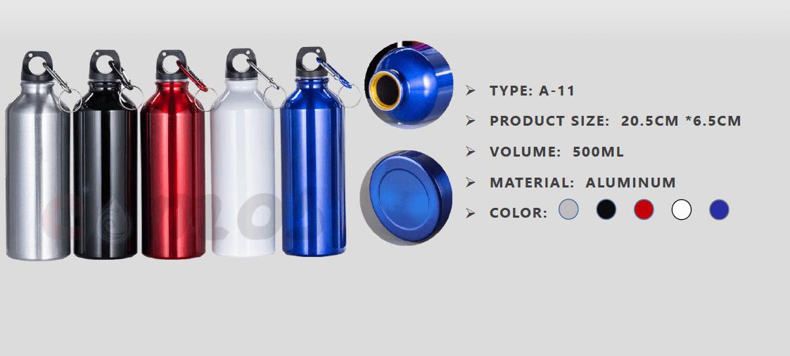 Sport - 500ml (Tumbler Aluminium)