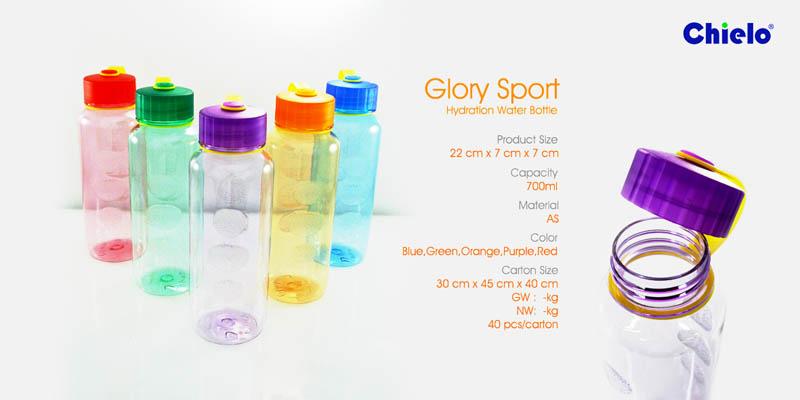 Glory Sport Tumbler Plastik