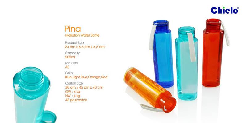 Pina Tumbler Plastik