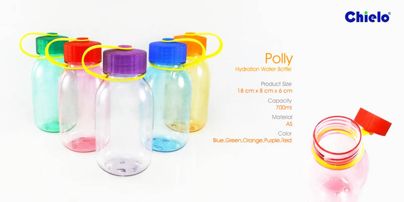 Polly Hydration Tumbler Plastik