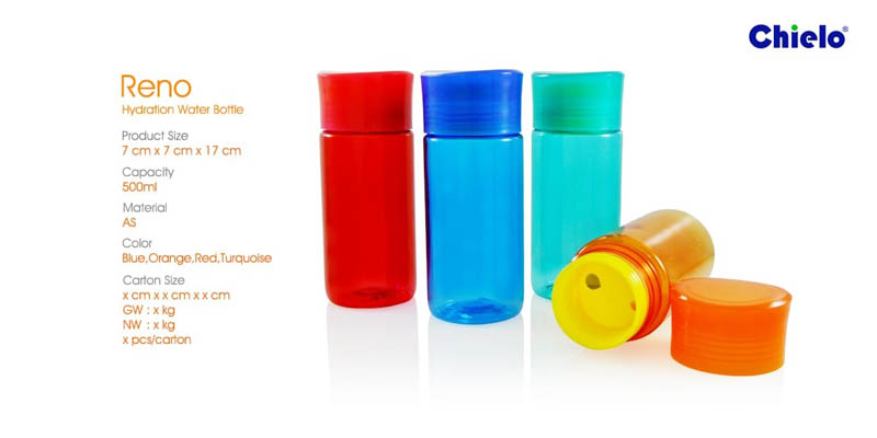 Reno Botol Minum Plastik